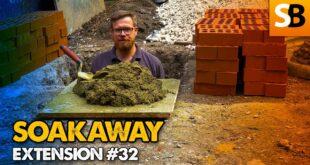 second soakaway extension 32 youtube thumbnail