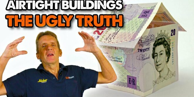 the ugly truth about airtight buildings youtube thumbnail